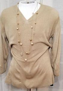 Karen Scott sweater sz 1X & 3X NWT
